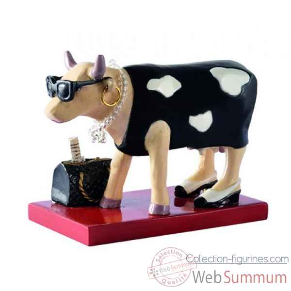 Vache pm fashion bull CowParade -46599