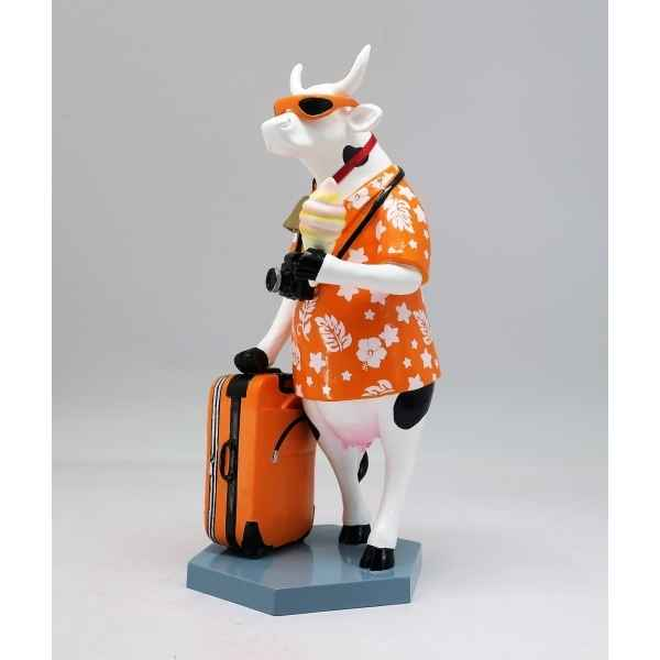 Vache vacances medium cows resine CowParade -47908