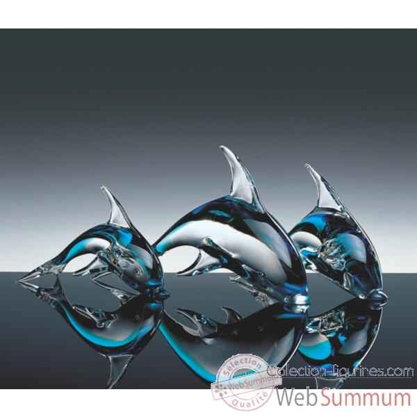 poisson en verre de murano collection figurines. Black Bedroom Furniture Sets. Home Design Ideas