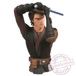 Star wars the clone wars tirelire pvc anakin skywalker 20 cm Diamond Select -DIAM10066