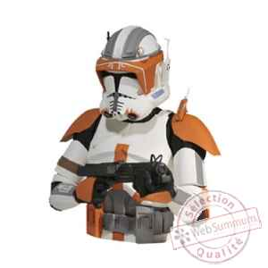 Star wars the clone wars tirelire pvc commander cody 20 cm Diamond Select -DIAM70283
