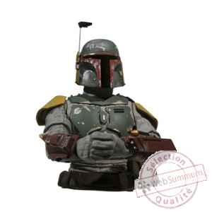 Star wars tirelire pvc boba fett 20 cm Diamond Select -diam70243