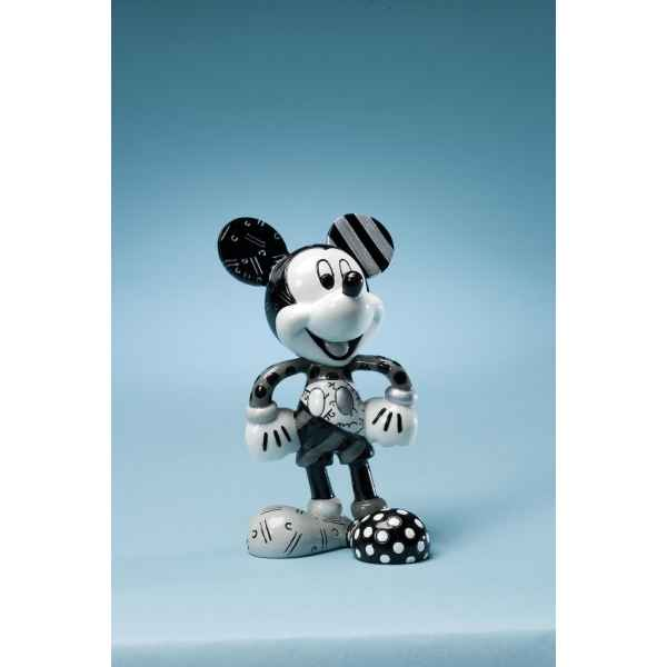 Figurine Black & white mickey Britto Romero -4019373