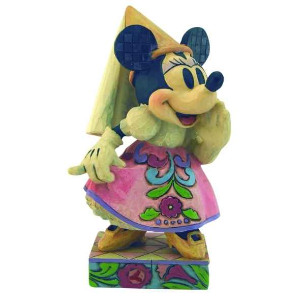 Demure & sweet (minnie mouse)  Figurines Disney Collection -4011753