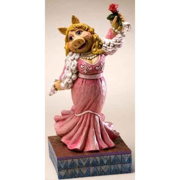 Diva moi (miss piggy)  Figurines Disney Collection Muppet Show -4020801