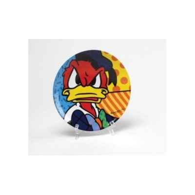 Assiette Donald duck n Britto Romero -4024810
