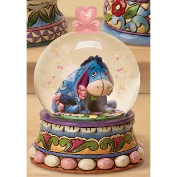 Gloom to bloom (eeyere) waterball  Figurines Disney Collection -4015351