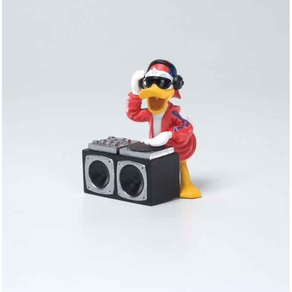 Grand master dj donald n Figurines Disney Collection -4026100