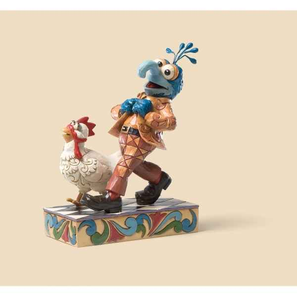 Hubba hubba (gonzo) n Figurines Disney Collection Muppet Show -4026092
