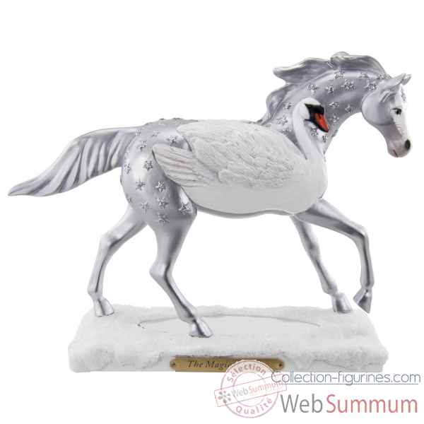 Magical swan n Painted Ponies -4021360