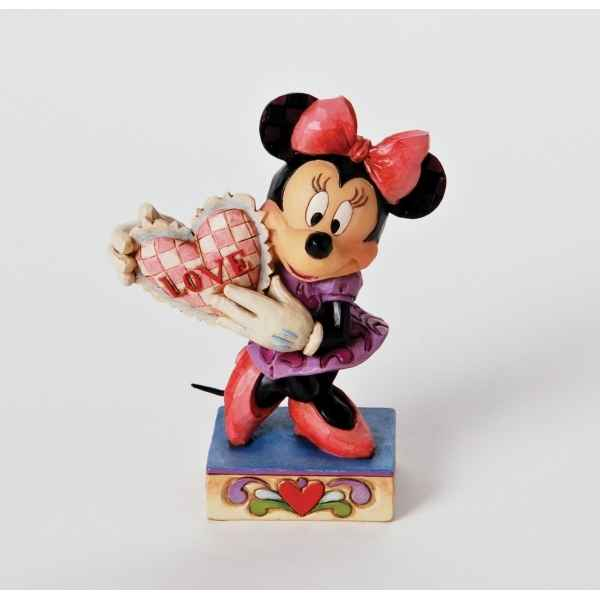 My love (minnie mouse) n Figurines Disney Collection -4026085