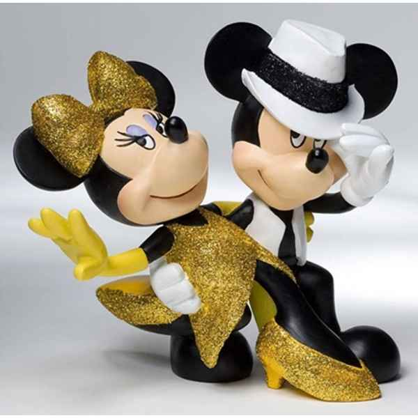 Salsa (mickey & minnie)  Figurines Disney Collection -4022357