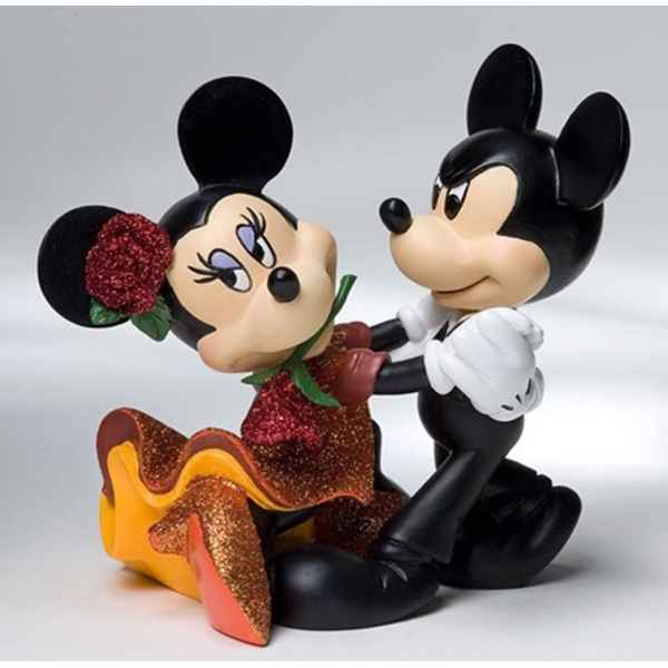 Tango (mickey & minnie)  Figurines Disney Collection -4022358