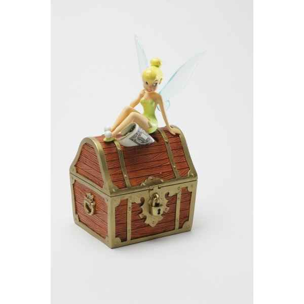 Tinker bell money bank  Figurines Disney Collection -4020896