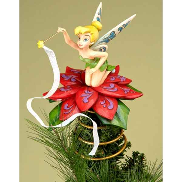A touch of sparkle (tinker bell tree topper)  Figurines Disney Collection -4023546