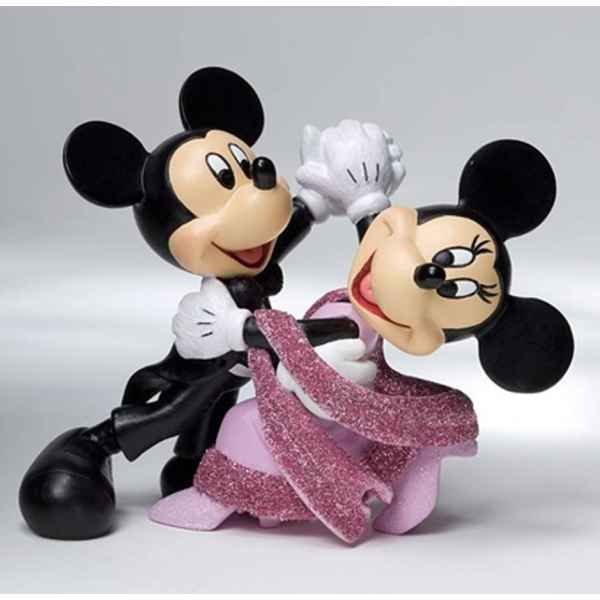 Waltz (mickey & minnie)  Figurines Disney Collection -4022354