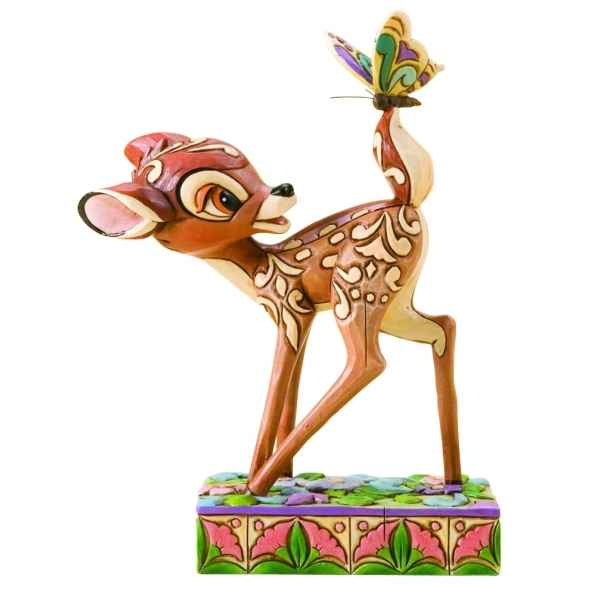 Wonder of spring (bambi)  Figurines Disney Collection -4010026