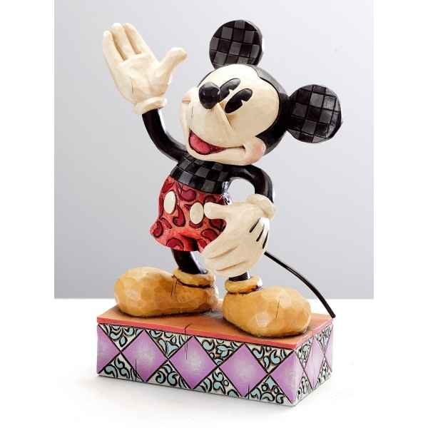 Your pal mickey (mickey mouse) Figurines Disney Collection -A9091