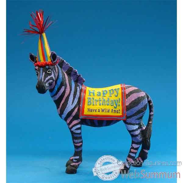 Carte Anniversaire Zebre.Figurine Anniversaire Zebre Hb16929 Photos Collection
