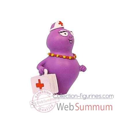 Figurine Barbabelle infirmiere 65624
