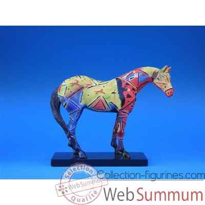 Figurine Cheval - Painted Ponies - Thunderbird Suite - 1582