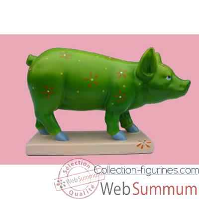 Figurine Cochon - Party Piggies - Bottom Up - PAP08