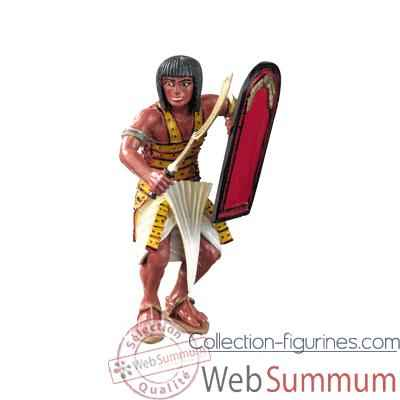 Figurine guerrier epee khepesh -68172