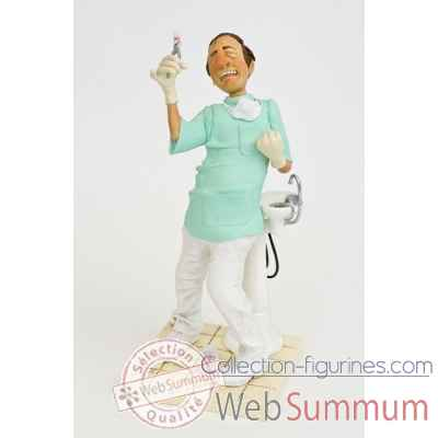Figurine Forchino Le Dentiste -FO85515