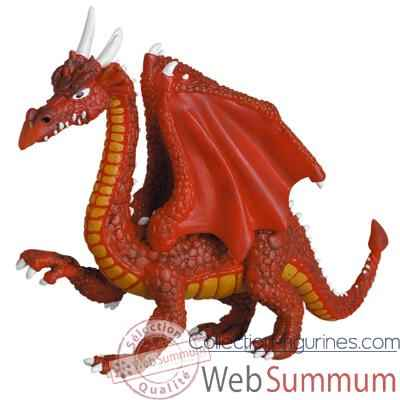 Figurine le dragon rouge-60459
