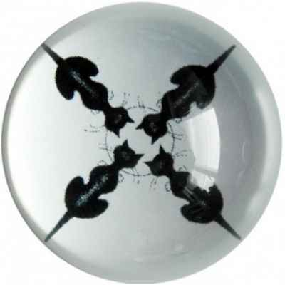 Figurine Dubout - Catch feminin - DUB01