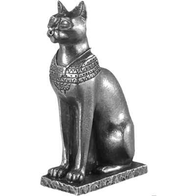 Figurines etains Chat bastet -EG009