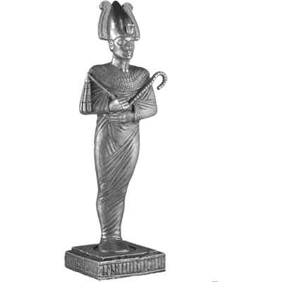 Figurines etains Osiris -EG014