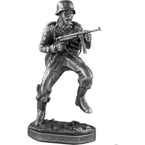 Figurines etains Panzer grenadier -MI012