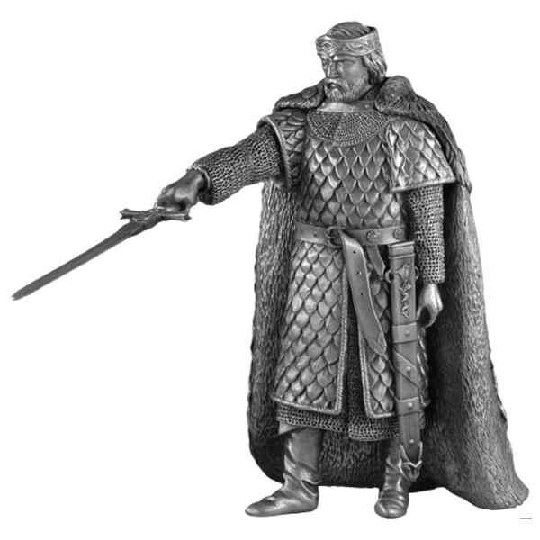 Figurines tains roi arthur de les tains du graal de - Dessin anime chevalier de la table ronde ...