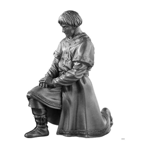 Figurines etains Chevalier perceval -AD007
