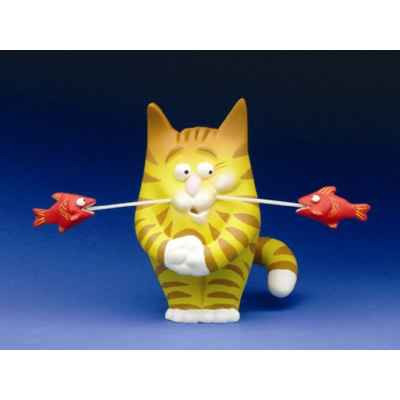 Video Figurine Chat - Felin pour l'autre - Freddy Friture - FF03