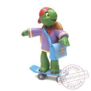 Figurine Franklin skateur -66203
