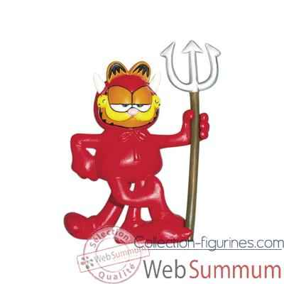 Figurine Garfield diable -66004