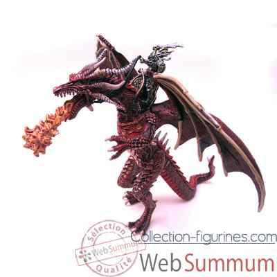 Figurine le grand dragon volant et son cavalier-60237