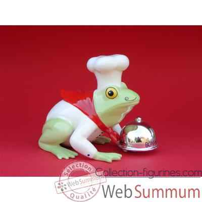 Figurine Grenouille - Fanciful Frogs - Bon Hopitite - 11933