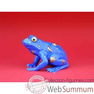 Figurine Grenouille - Fanciful Frogs - Moon Hopper - 11961