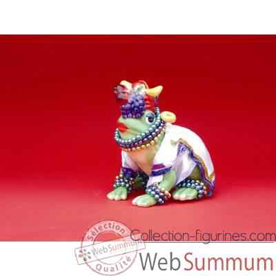 Figurine Grenouille - Fanciful Frogs - Carmen Croaker - 11962