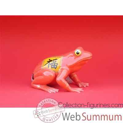 Figurine Grenouille - Fanciful Frogs - Shui - 6326