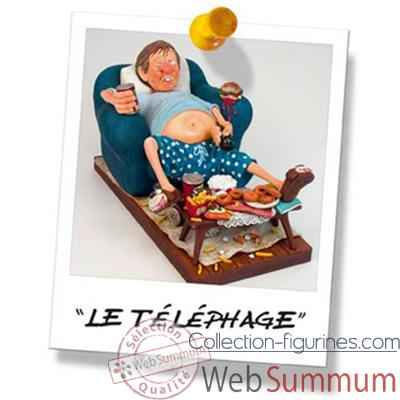 Figurine Forchino - Le telephage - FO85506