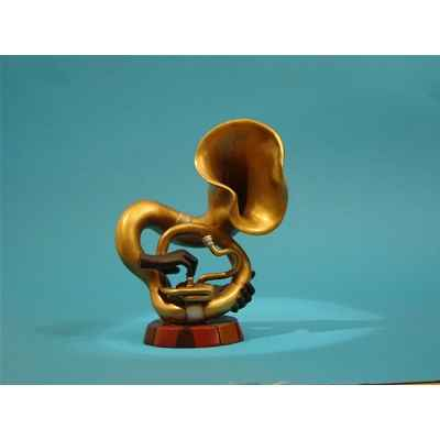 Figurine Jazz  Tuba - 3206