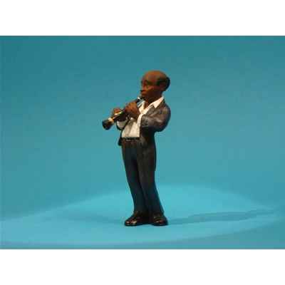 Figurine Jazz  La clarinette - 3309