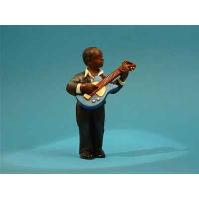 Figurine Jazz  Le guitariste - 3311