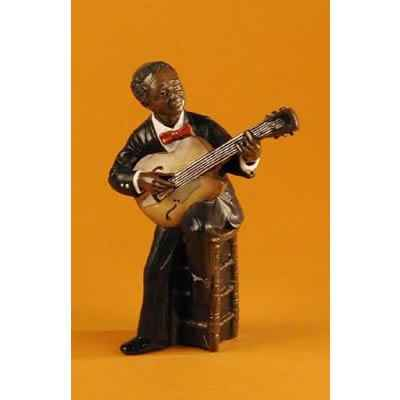 Figurine Jazz  Le 1er guitariste - 3170