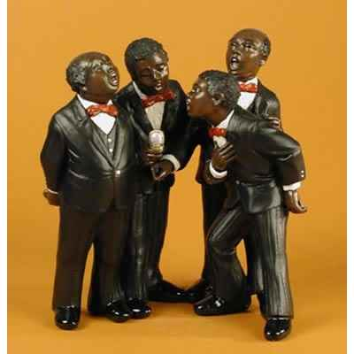 Figurine Jazz  Le quartet - 3185