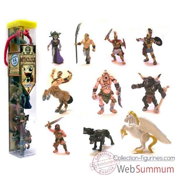 Figurine tubo Mythologie 10 Figurines-70359